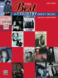 The Best in Country Sheet Music: Easy