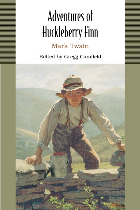 an analysis of the character huck in mark twains huckleberry finn