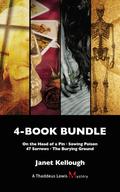 Thaddeus Lewis Mysteries 4-book Bundle