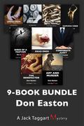 Jack Taggart Mysteries 9-Book Bundle 9781459735224