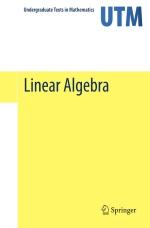 """Linear Algebra"" (9781461436126)"