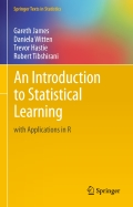 EBK AN INTRODUCTION TO STATISTICAL LEAR