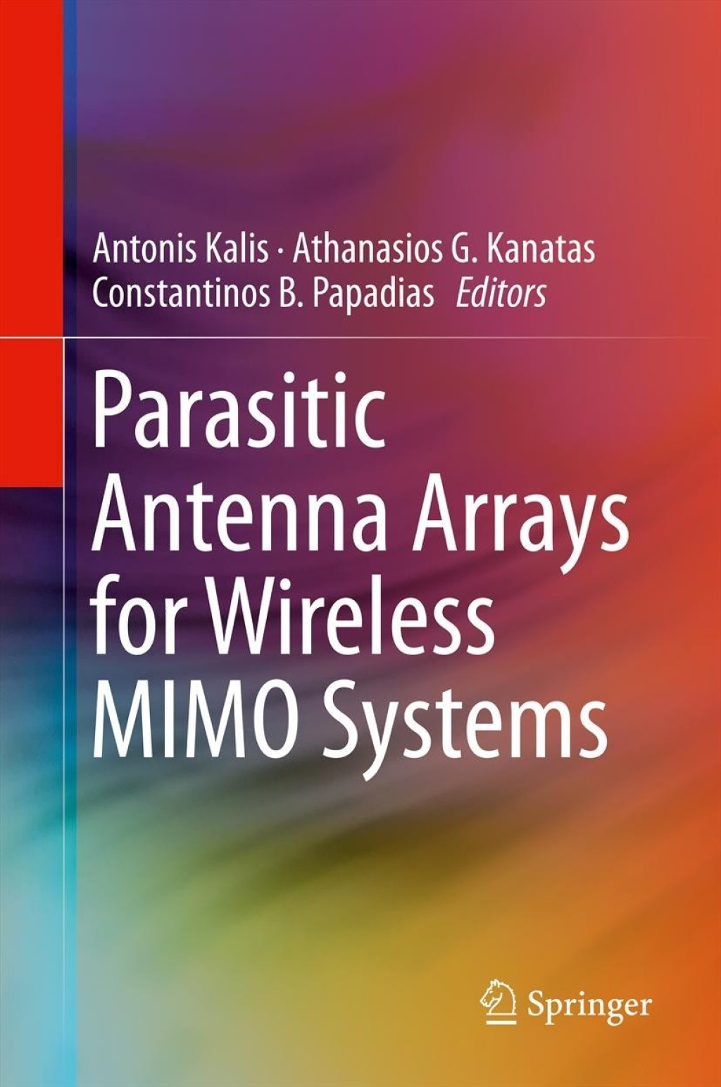 Parasitic Antenna Arrays for Wireless MIMO Systems (eBook) (9781461479994) photo