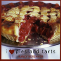 I Love Pies and Tarts 9781461662013