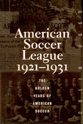 The American Soccer League 9781461716129