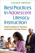 Best Practices in Adolescent Literacy Instruction 9781462515400