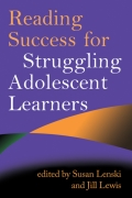 Reading Success for Struggling Adolescent Learners 9781462519316