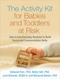 The Activity Kit for Babies and Toddlers at Risk 9781462523801