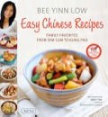 Easy Chinese Recipes 9781462906284