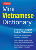 This is a completely up-to-date Vietnamese mini dictionary.Tuttle Mini Vietnamese Dictionary is ideal for any application where a handy and portable dictionary is required