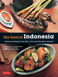 The Food of Indonesia 9781462914913