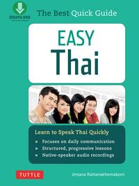 Easy Thai              by             Jintana Rattanakhemakorn
