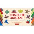 Complete Origami Kit Ebook 9781462916474