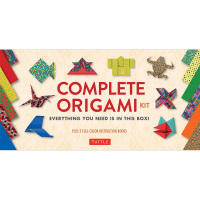 Complete Origami Kit Ebook              by             Tuttle Publishing