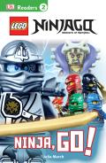 DK Readers L2: LEGO® NINJAGO: Ninja, Go! 9781465443564