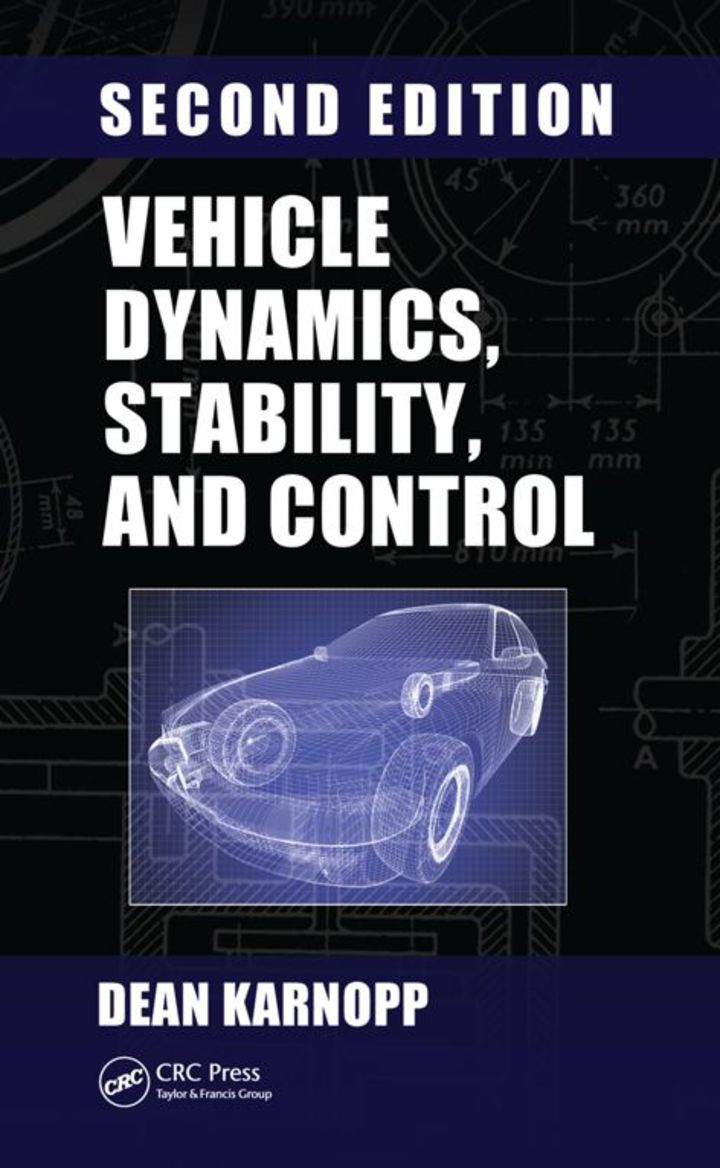 Vehicle Dynamics, Stability, and Control