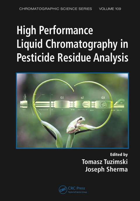 HIGH PERFORMANCE LIQUID CHROMATOGRAPHY IN PESTICIDE RESIDUE ANALYSIS