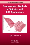 Nonparametric Methods in Statistics with SAS Applications 9781466580633