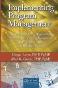Implementing Program Management 9781466597747R90
