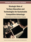 Strategic Role of Tertiary Education and Technologies for Sustainable Competitive Advantage 9781466642348