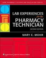 """Lab Experiences for the Pharmacy Technician"" (9781469800394)"