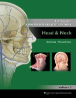 """Lippincott's Concise Illustrated Anatomy: Head & Neck"" (9781469808420)"