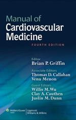 """""""Manual of Cardiovascular Medicine"""" (9781469827315)"""