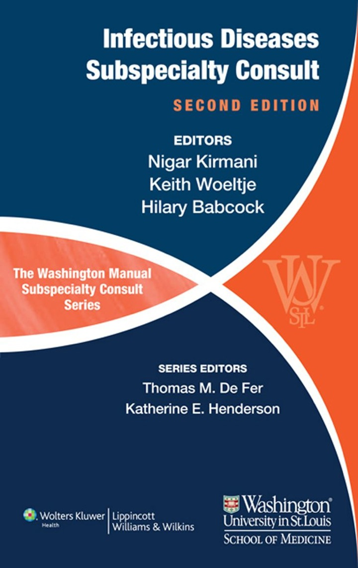 The Washington Manual of Infectious Disease Subspecialty Consult