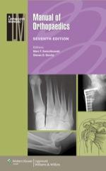 """""""Manual of Orthopaedics"""" (9781469827902)"""