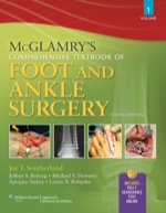 """McGlamry's Comprehensive Textbook of Foot and Ankle Surgery"" (9781469827988)"