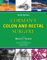 """Corman's Colon and Rectal Surgery"" (9781469828299)"