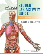 """""""A.D.A,M. Interactive Anatomy Online Student Lab Activity Guide"""" (9781469828503)"""