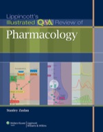 """Lippincott's Illustrated Q&A Review of Pharmacology"" (9781469828602)"