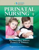 """AWHONN's Perinatal Nursing"" (9781469835310)"