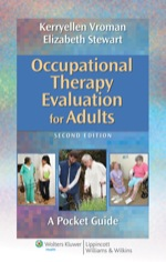"""""""Occupational Therapy Evaluation for Adults"""" (9781469838809)"""
