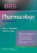 """BRS Pharmacology"" (9781469839110)"