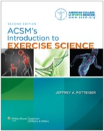 """""""ACSM's Introduction to Exercise Science"""" (9781469851532)"""