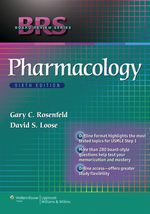 """BRS Pharmacology"" (9781469852409)"