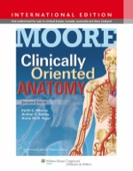 """""""Clinically Oriented Anatomy"""" (9781469853215)"""