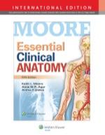 """""""Essential Clinical Anatomy"""" (9781469853277)"""