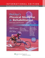 """DeLisa's Physical Medicine and Rehabilitation"" (9781469853413)"