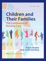 """Bowden Children and Their Families: The Continuum of Nursing Care"" (9781469858593)"