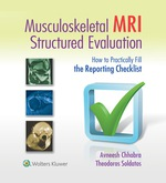 """Musculoskeletal MRI Structured Evaluation"" (9781469884981)"
