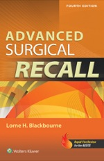 """Advanced Surgical Recall"" (9781469888040)"