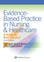 """Evidence-Based Practice in Nursing & Healthcare"" (9781469893334)"