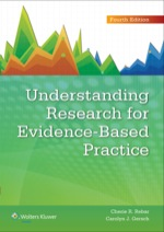 """""""Understanding Research for Evidence-Based Practice"""" (9781469893518)"""