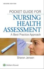 """""""Pocket Guide for Nursing Health Assessment"""" (9781469893648)"""