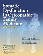 """Somatic Dysfunction in Osteopathic Family Medicine"" (9781469896809)"
