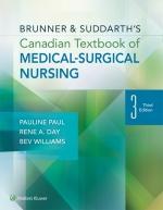 """Brunner & Suddarth's Canadian Textbook of Medical-Surgical Nursing"" (9781469897554)"