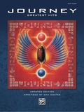 Journey: Greatest Hits: Easy Piano Sheet Music